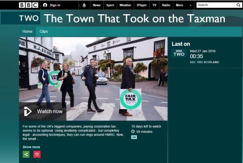Town Tax