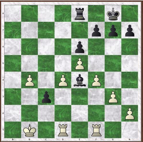 Daily chess puzzle: Check Mate #478   allanbeardsworth
