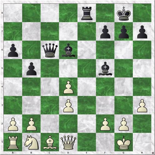 Safvat Younus - Zwaig Arne (21.cxd4)