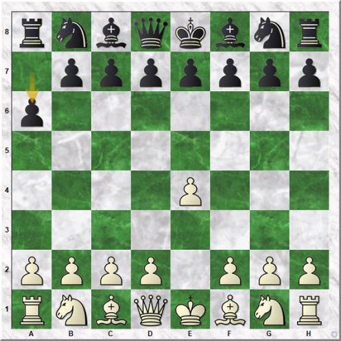 Karpov Anatoly - Miles Anthony John (1...a6!)