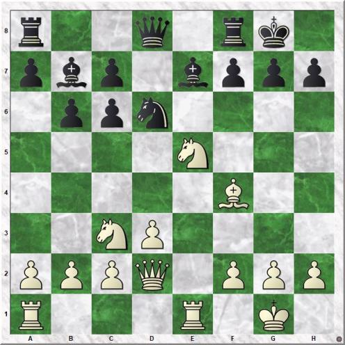 Sarakauskas G - McShane L (16.Nc3)