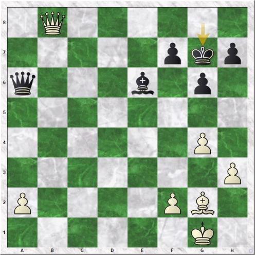 Carlsen Magnus - Vachier-Lagrave Maxime (32...Kg7)