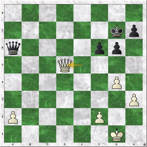 Carlsen Magnus - Vachier-Lagrave Maxime (35.Qxd5)