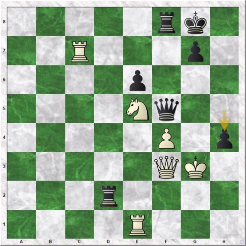 Issakainen A - Livner A (41...h4+)