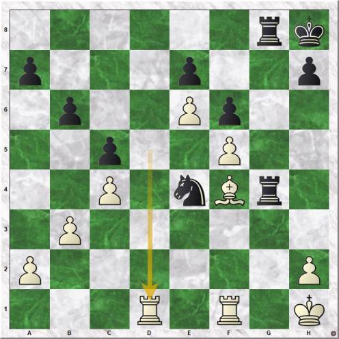 Janosevic Dragoljub - Petrosian Tigran V (33.Rdd1)