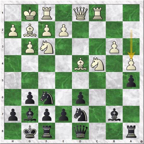 Meier Georg - Carlsen Magnus (14.a4)