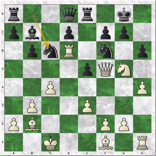 Carlsen Magnus - Ibrayev Nurlan (…16...Nc6 )