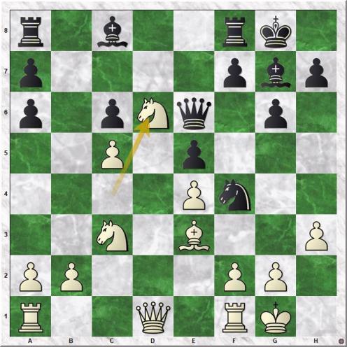 Carlsen Magnus - McShane Luke J (17.Nd6)