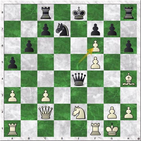 Lilienthal Andor - Capablanca Jose Raul (20.exf6!+-)