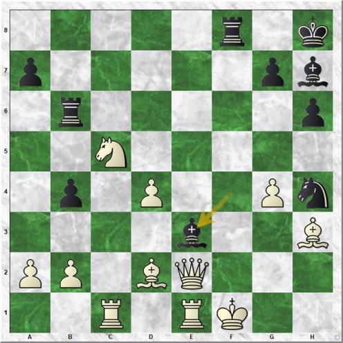 Maier C - Kasimdzhanov R (32...Be3+)