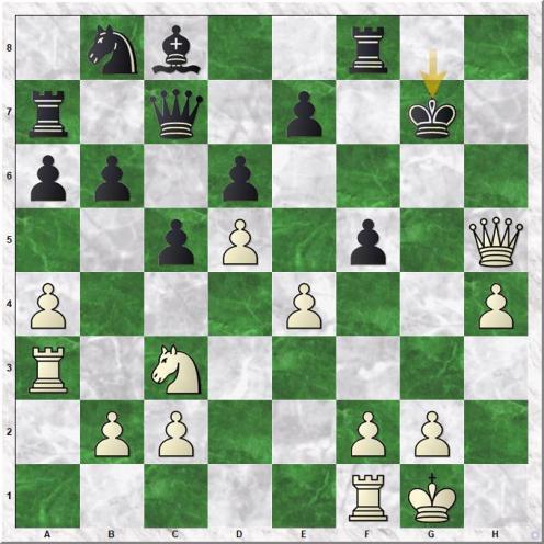 Maisuradze N - Punnett A (18...Kxg7)