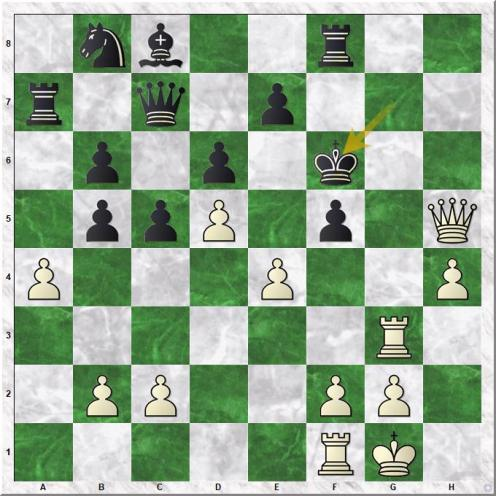 Maisuradze N - Punnett A (20...Kf6)