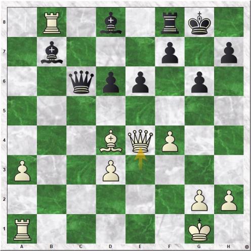 McClement A - Giroyan G (28.Qe4)
