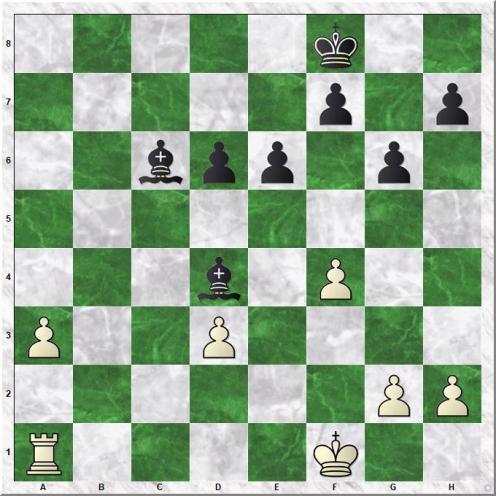 McClement A - Giroyan G (31...Bxc6)