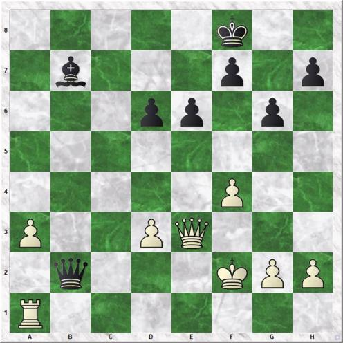 McClement A - Giroyan G (32...Qb2+)