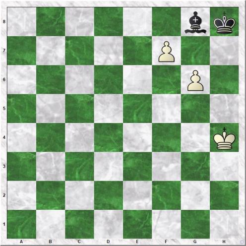 Olympiu G Urcan puzzle on Twitter (2...Bg8)