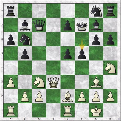 Gruenfeld Yehuda - Soltis Andrew E (16...f5)