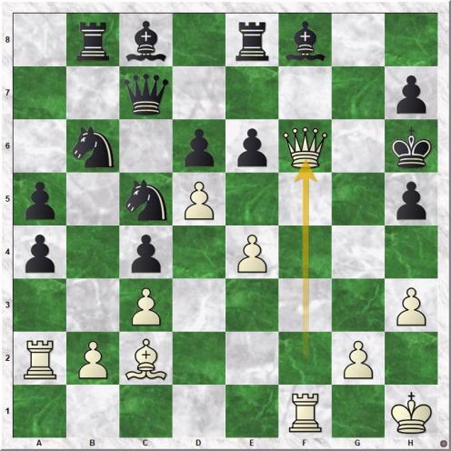 Hou Yifan - Jackson James P (33.Qf6#)