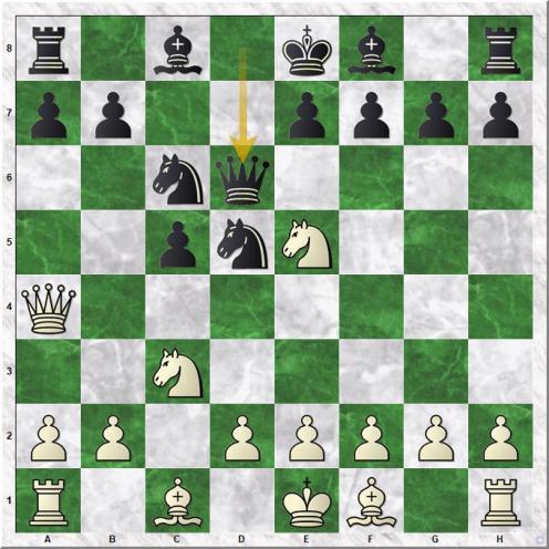 Timofeev Arty - Paravyan D (6...Qd6)