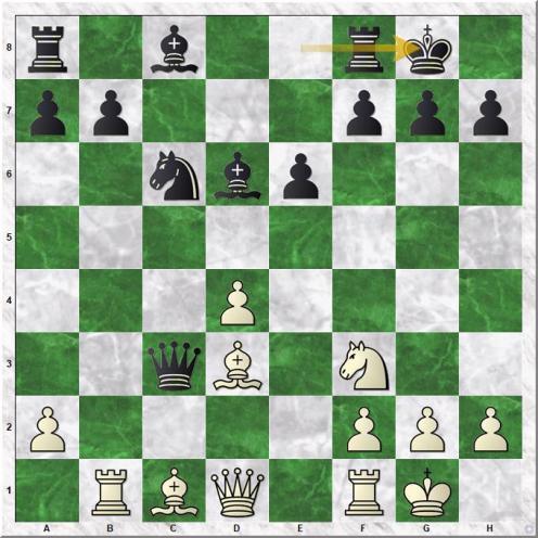 Markland Peter Richard - Klundt Klaus (12...0-0)