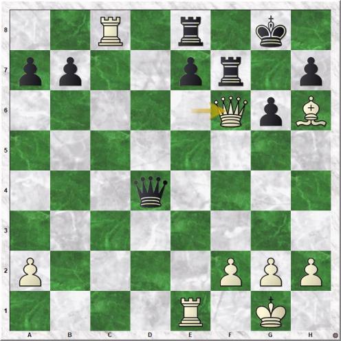 Sanner Michel - Saint Bonnet Guy (24.Qxf6 )