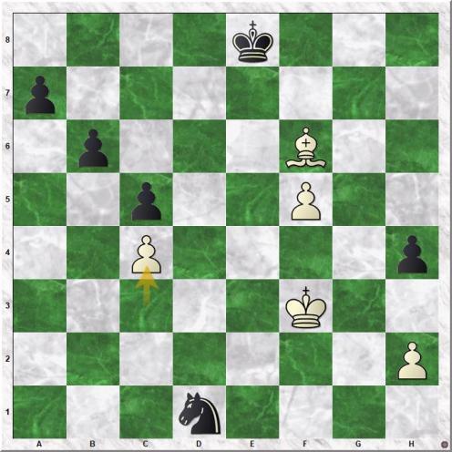 Taimanov Mark E - Huebner Robert (39.c4)