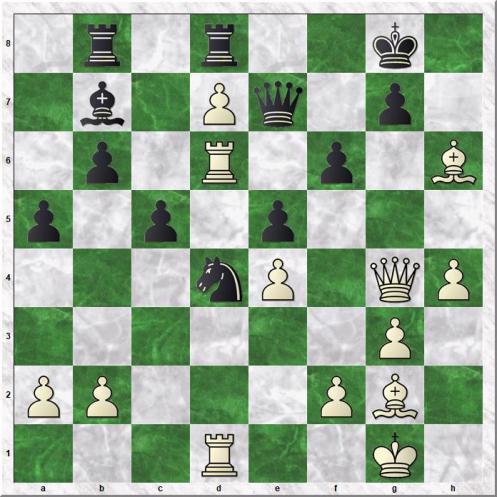 Ganguly Surya Shekhar - Saduakassova Dinara (29...f6)