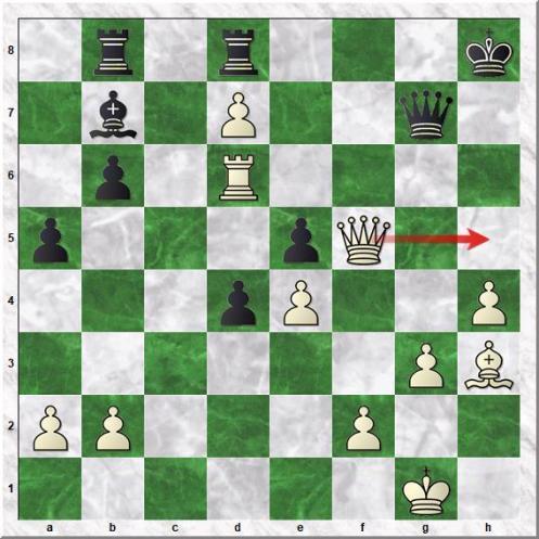Ganguly Surya Shekhar - Saduakassova Dinara (35.Qf5)