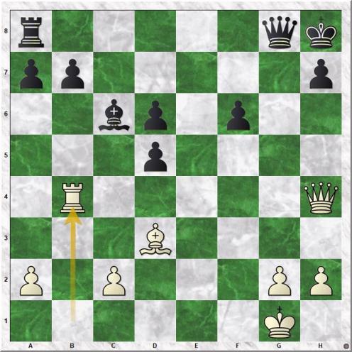 Jones Gawain C B - Onischuk Vladimir (26.Rb4)