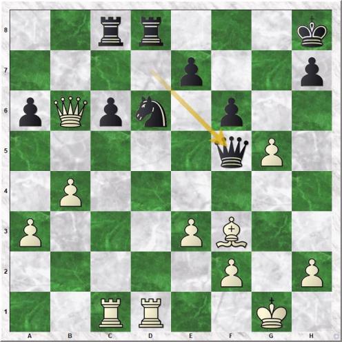 Lundin Erik - Smyslov Vassily V (25...Qf5)