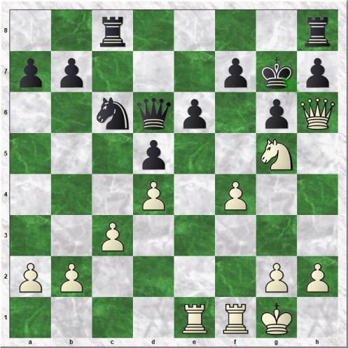 Safarli Eltaj - Rodshtein Maxim (22.Qh6+)
