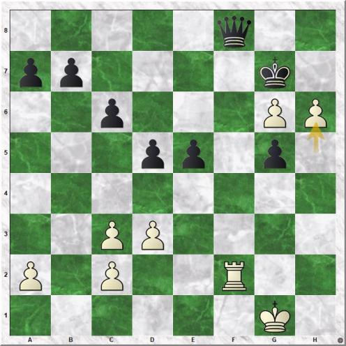 Tarrasch Siegbert - Janowski Dawid Markelowicz (30.h6+)