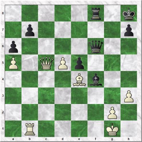 Wojtaszek Radoslaw - Tari Aryan (40...Qf6)