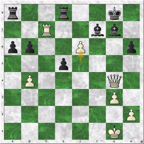Gelfand Boris - Ivanchuk Vassily (35.e6)