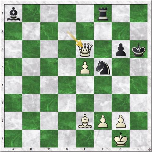 Gelfand Boris - Piket Jeroen (37.Qxe6)