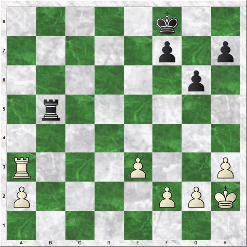 Magnus Carlsen (2870) - Andreas Tryggestad (2365) (35...Rxb5)