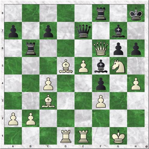 Oparin Grigoriy - Gabuzyan Hovhannes (25.Qf6)