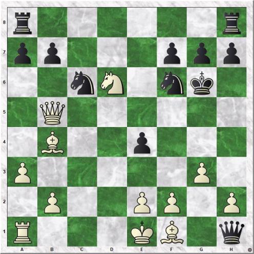 Shirov Alexei - Westerberg Jonathan (18.Qb5)