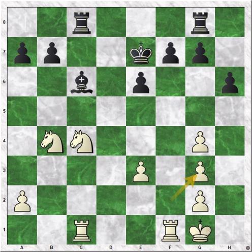 Carlsen Magnus - Ghaem Maghami Ehsan (24.fxg3)