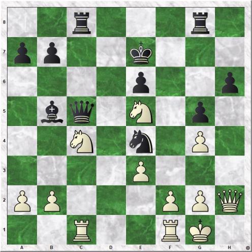 Carlsen Magnus - Ghaem Maghami Ehsan (24.Nfe5)