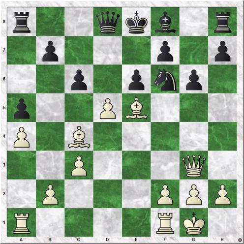 Carlsen Magnus - Utegaliyev Azamat (18.d5)