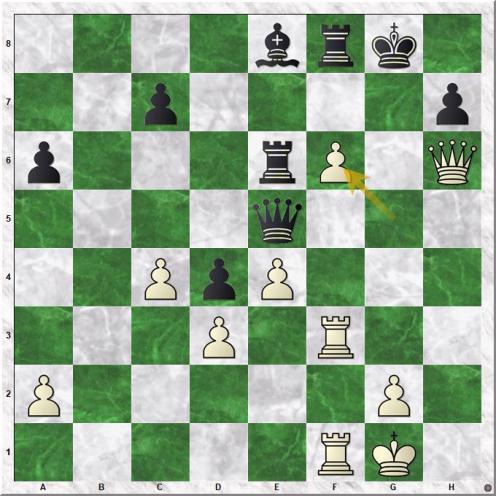 Gashimov Vugar - Nielsen Peter Heine (35.gxf6)