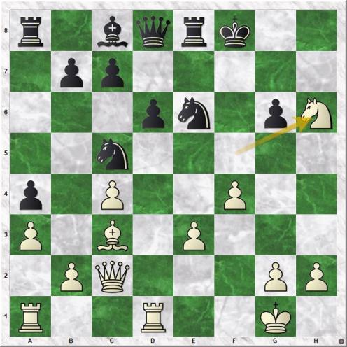 Jones Gawain C B - Panjwani Raja (21.Nxh6)