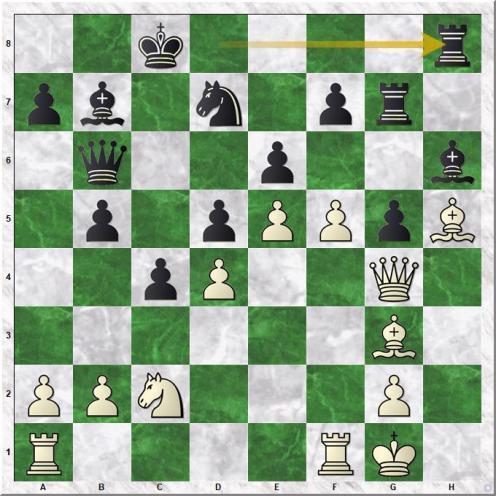 Salem AR Saleh - Fedoseev Vladimir1 (20...Rh8)