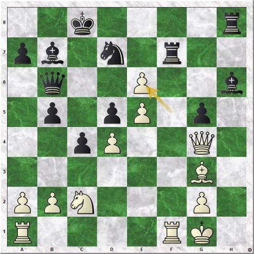 Salem AR Saleh - Fedoseev Vladimir1 (22.fxe6)