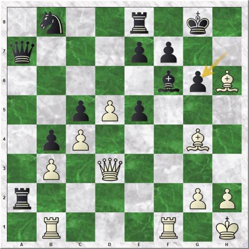 Sumets Andrey - Oney Riza (26...hxg6)