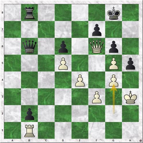 Vachier Lagrave Maxime - Kasparov Garry (41.g4 )