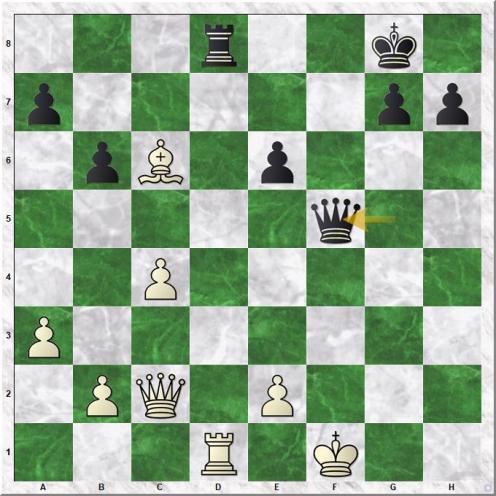 Dao Thien Hai - Ganguly Surya Shekhar (27...Qf5+)