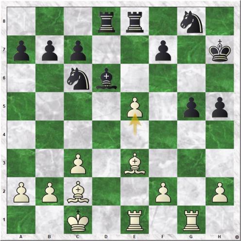Horton Jamie A - Reed John (26.e5+)