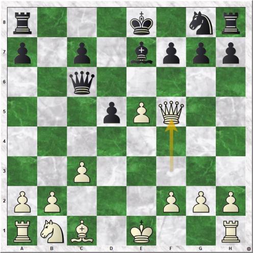 Jones Gawain C B - Djuric Stefan (12.Qxf5)